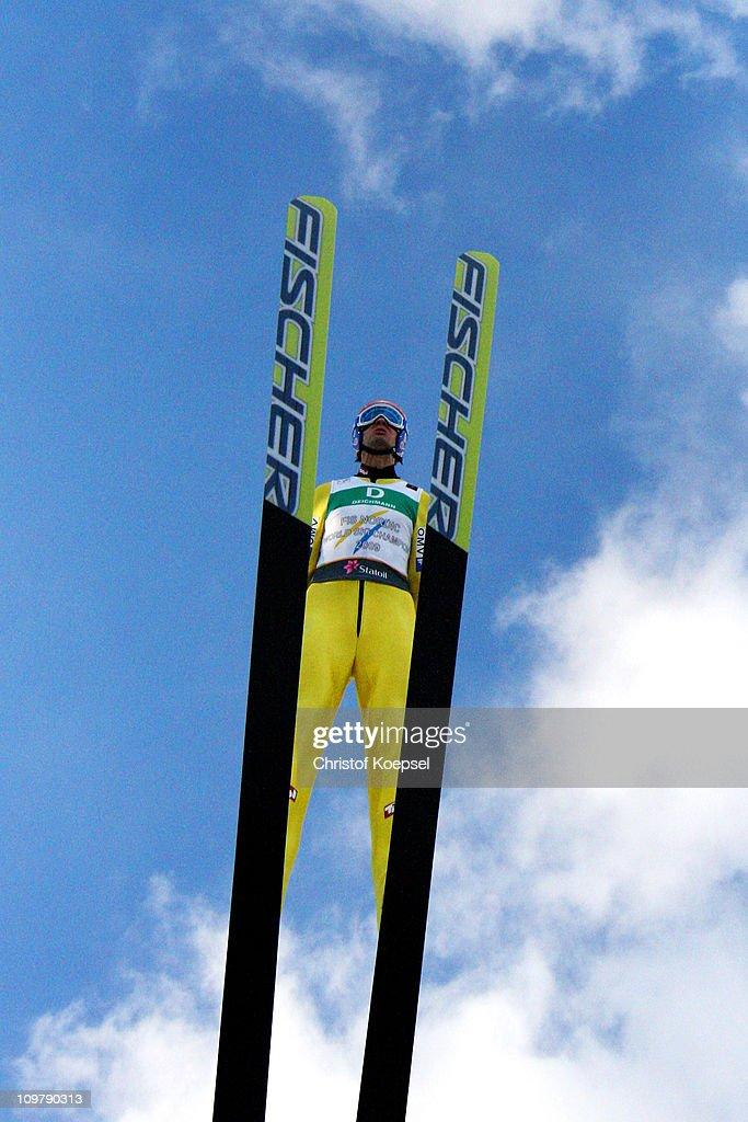 Ski Jumping Team HS134 - FIS Nordic World Ski Championships