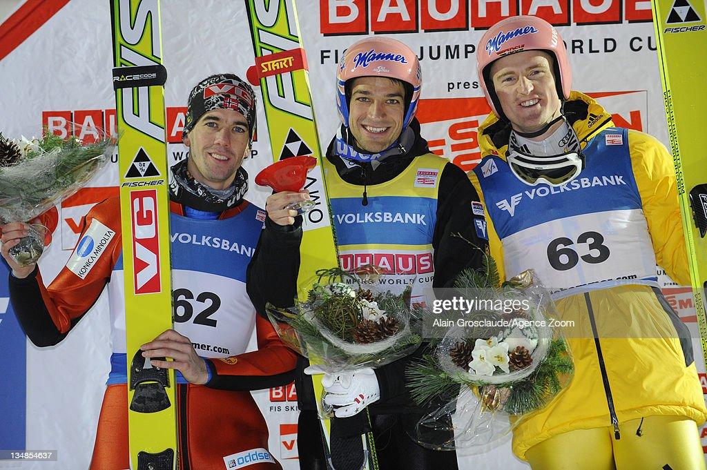 FIS Ski Jumping World Cup - Men's Ski Jumping HS138