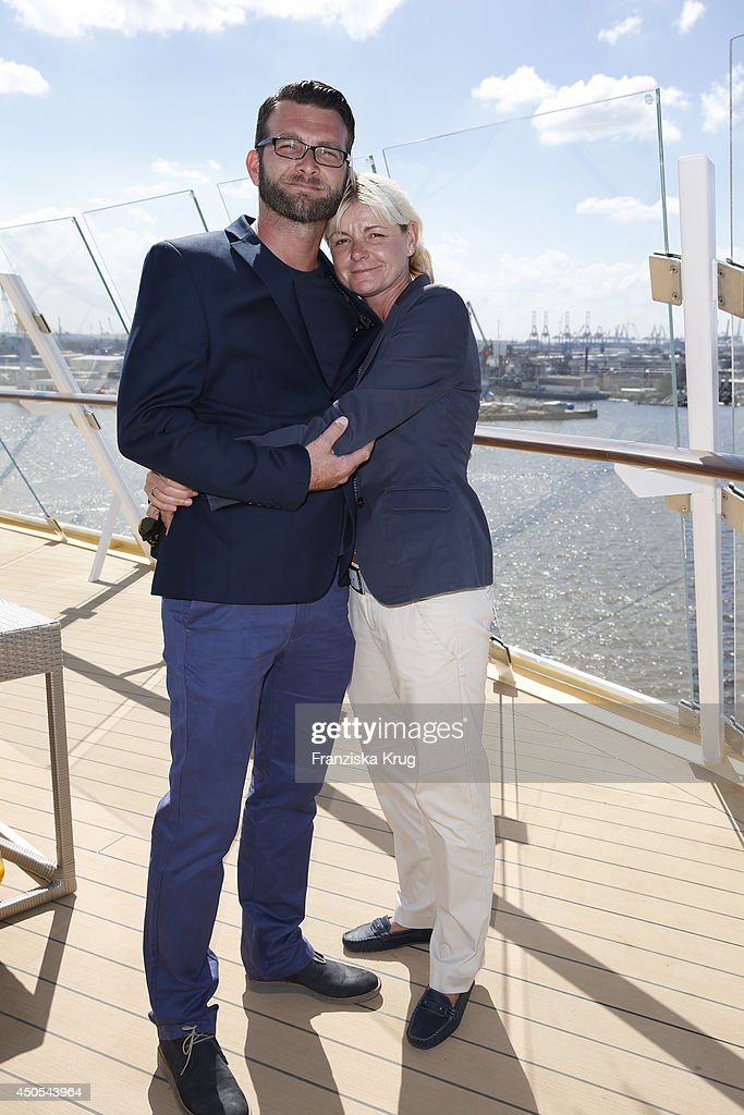 Helene Fischer Christens 'Mein Schiff 3' : News Photo