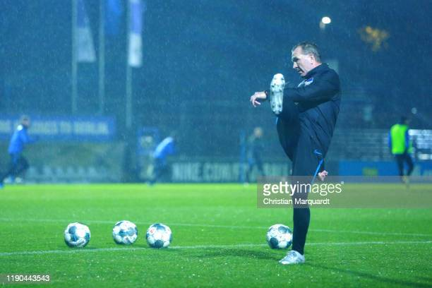 Andreas Köpke of Hertha during a training session on November 27 2019 in Berlin Germany