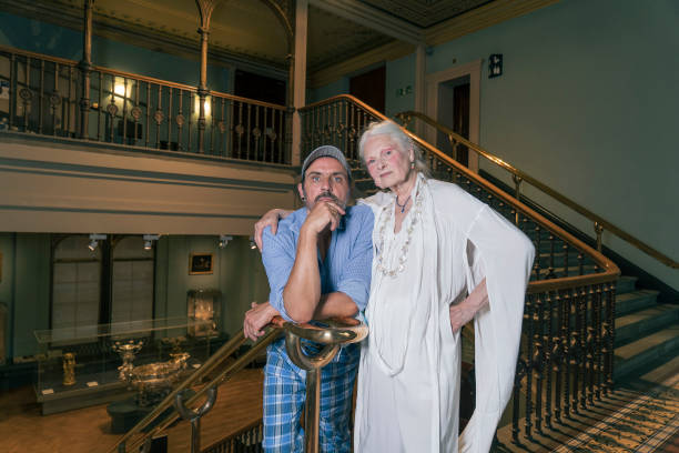 GBR: Vivienne Westwood And Andreas Kronthaler In Conversation With Alexander Fury