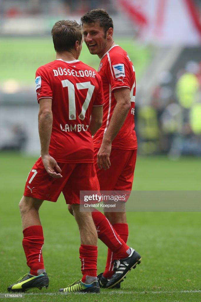 Fortuna Duesseldorf v VfL Bochum - Second Bundesliga