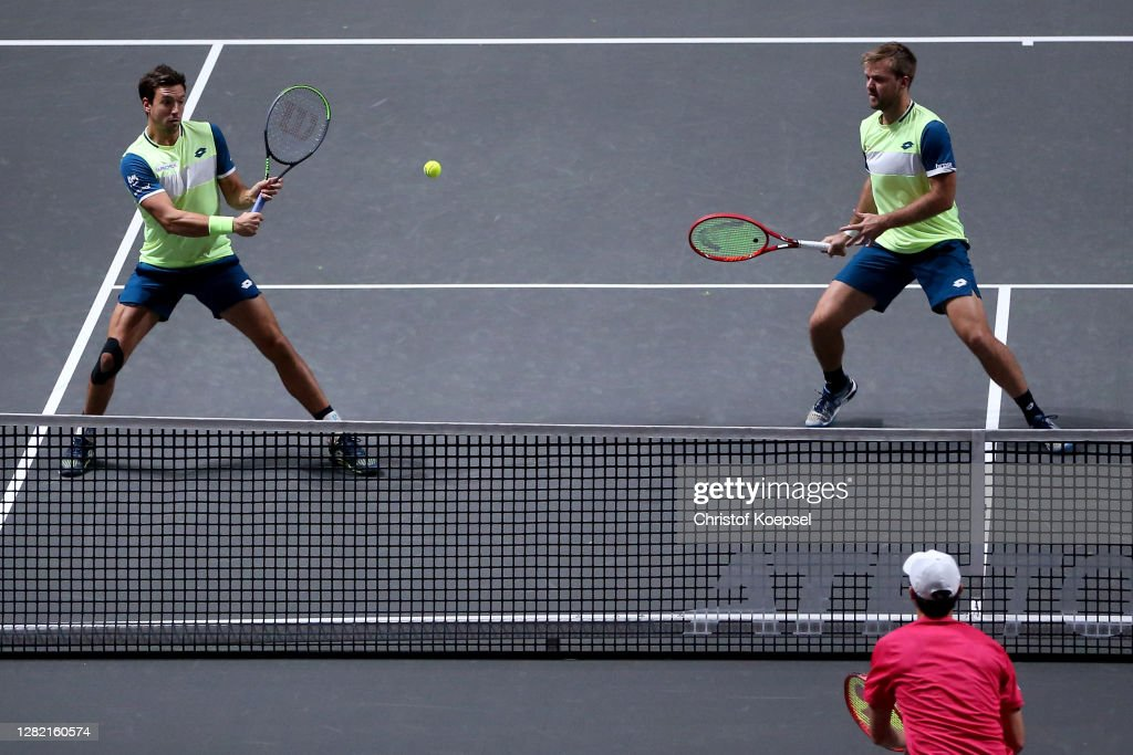 Bett1Hulks Championship Tennis Tournament In Cologne - Day 7 : ニュース写真