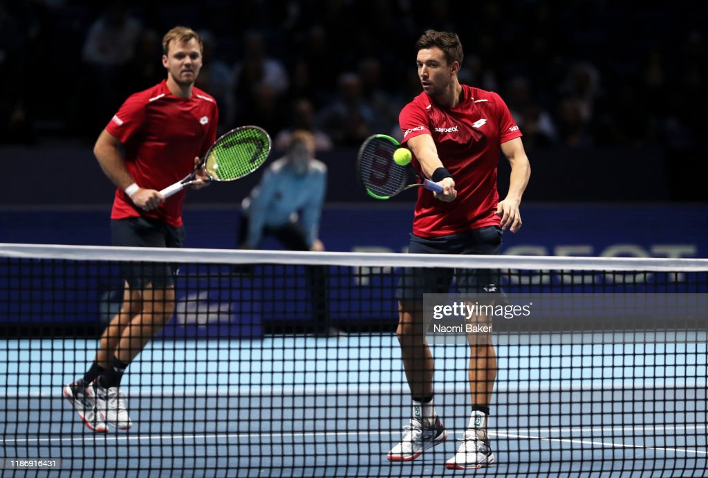 Nitto ATP Finals - Day Two : ニュース写真