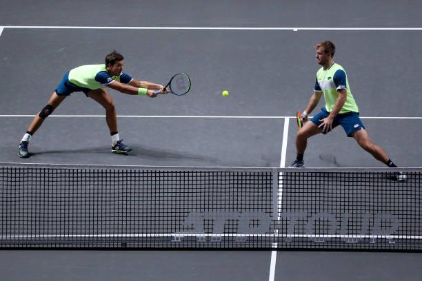 DEU: Bett1Hulks Championship Tennis Tournament In Cologne - Day 6
