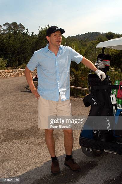 Andreas Möller GolfTurnier Premiere Golf Trophy Camp de Mar/Mallorca/Balearen/Spanien Golf Club Golf de Andratx Sport SportKleidung GolfKleidung...