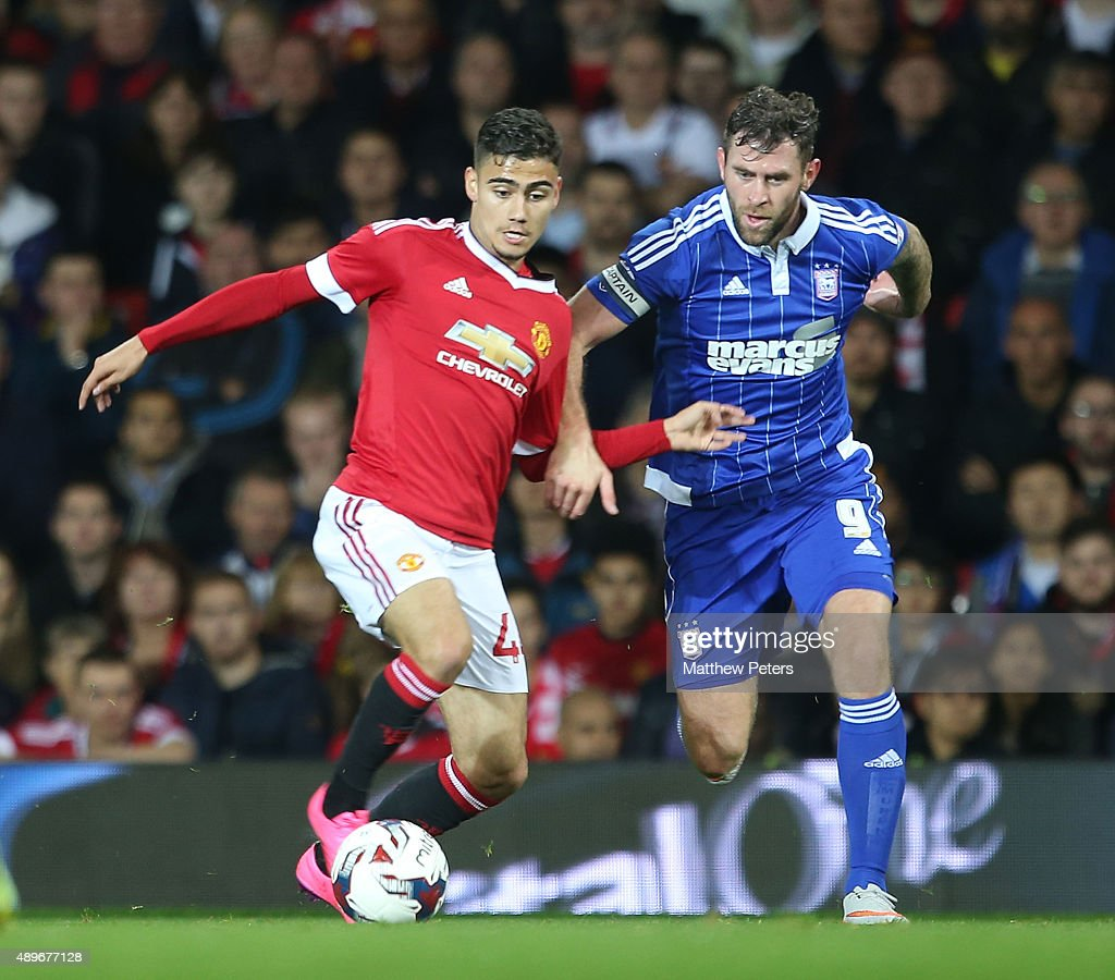 Manchester United v Ipswich Town - Capital One Cup Third Round : News Photo