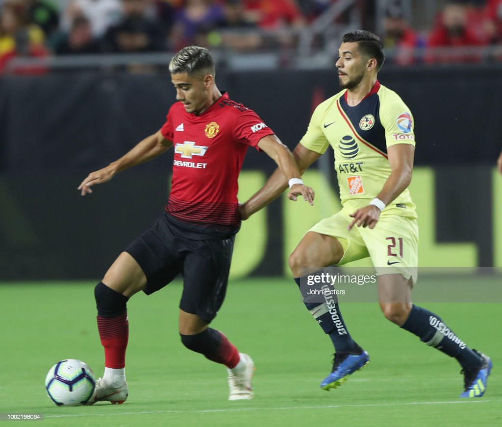 Manchester United v Club America - International Champions Cup 2018 : ニュース写真