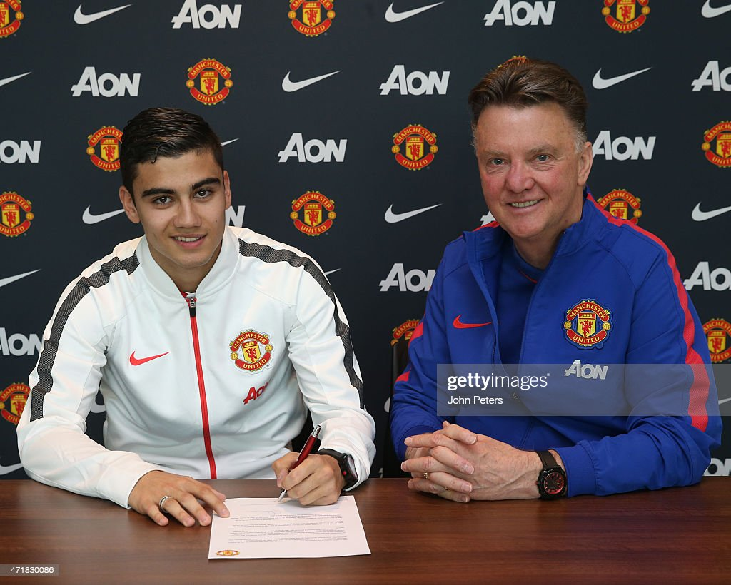 Andreas Pereira Signs Contract Extension