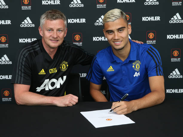 GBR: Andreas Pereira and Axel Tuanzebe Sign New at Manchester United