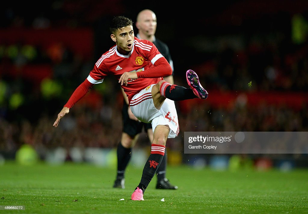 Manchester United v Ipswich Town - Capital One Cup Third Round : ニュース写真