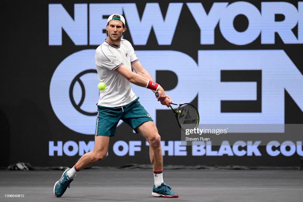 New York Open - Day 6 : News Photo