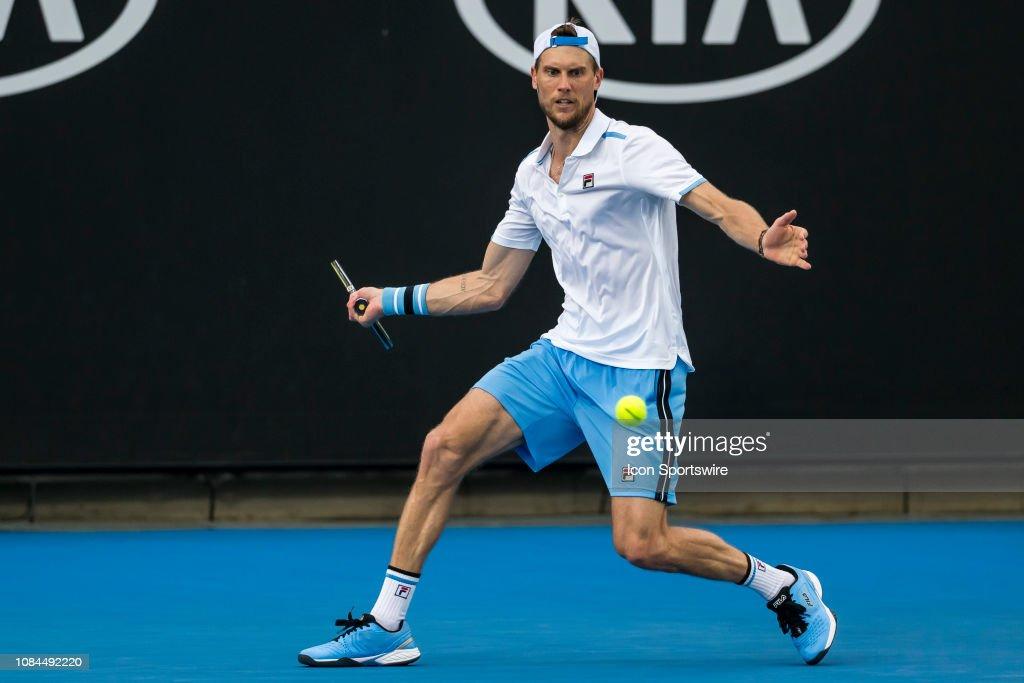 TENNIS: JAN 18 Australian Open : News Photo
