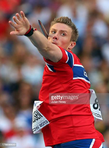 Andreas Thorkildsen Stock Photos and Pictures   Getty Images Andreas Thorkildsen