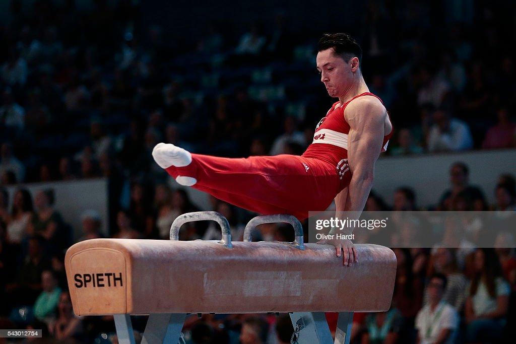 German Gymnastics Championship - Day 1