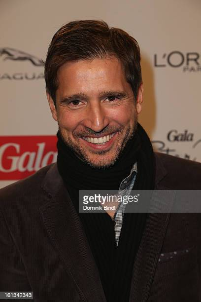 Andreas Tuerck attends the Gala Star Night during the 63rd Berlinale International Film Festival at the Stue Hotel on February 9 2013 in Berlin...