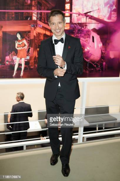 Andreas Tuerck during the 26th Opera Gala at Deutsche Oper Berlin on November 02 2019 in Berlin Germany