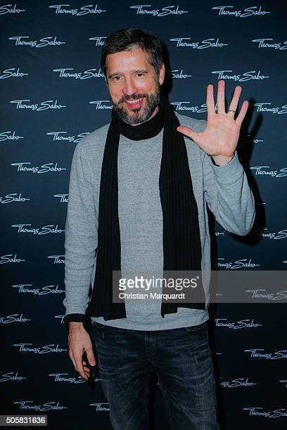 Andreas Tuerk attends the Thomas Sabo Press Cocktail event on January 20 2016 in Berlin Germany
