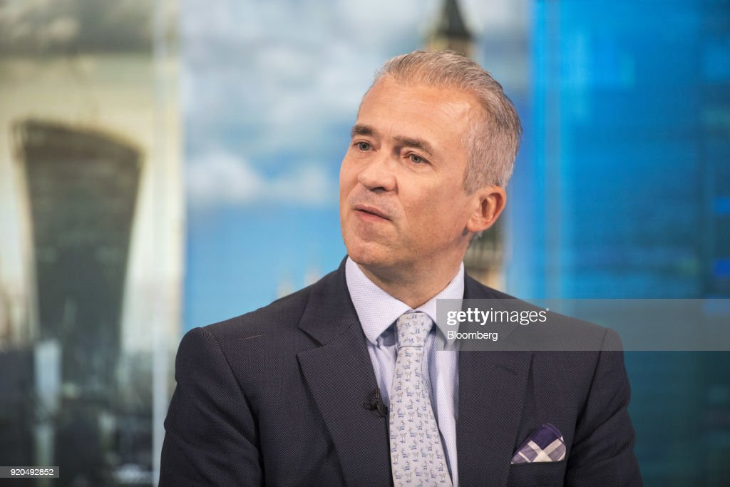 Allianz Global Investors Chief Executive Officer Andreas Ernst Ferdinand Utermann