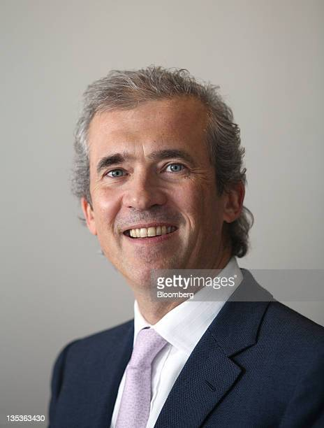 Andreas Utermann chief investment officer of Allianz Global Investors part of Allianz SE poses for a photograph in London UK on Friday Dec 9 2011...
