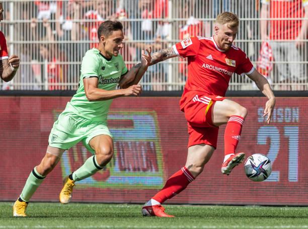 DEU: 1. FC Union Berlin v Athletic Bilbao - Pre-Season Friendly
