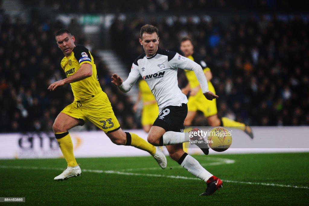 Derby County v Burton Albion - Sky Bet Championship