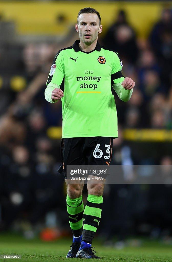 Norwich City v Wolverhampton Wanderers - Sky Bet Championship