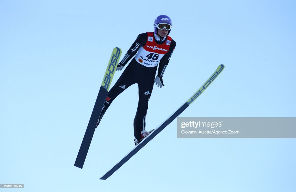 Men's Ski Jumping HS100 - FIS Nordic World Ski Championships