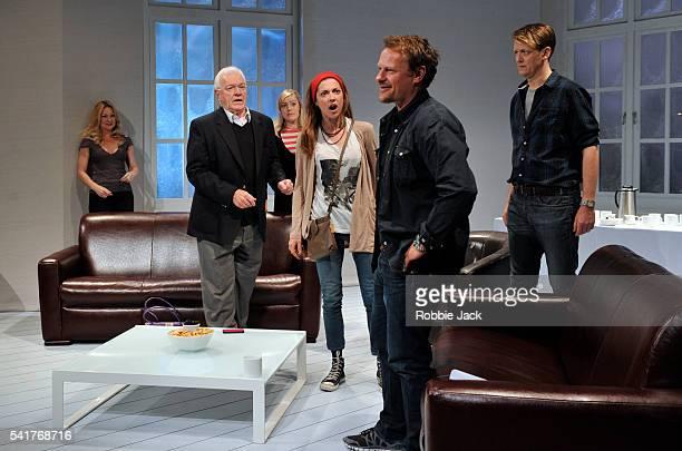 Andree Bernard as Eve Philip Voss as Charles Sarah Chamberlain as Debra Ruth Everett as Francis Neil Stuke as Brian and Paul Trussell as Alan in...