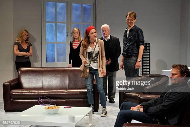 Andree Bernard as Eve Sarah Chamberlain as Debra Ruth Everett as Francis Philip Voss as Charles Paul Trussell as Alan and Neil Stuke as Brian in...