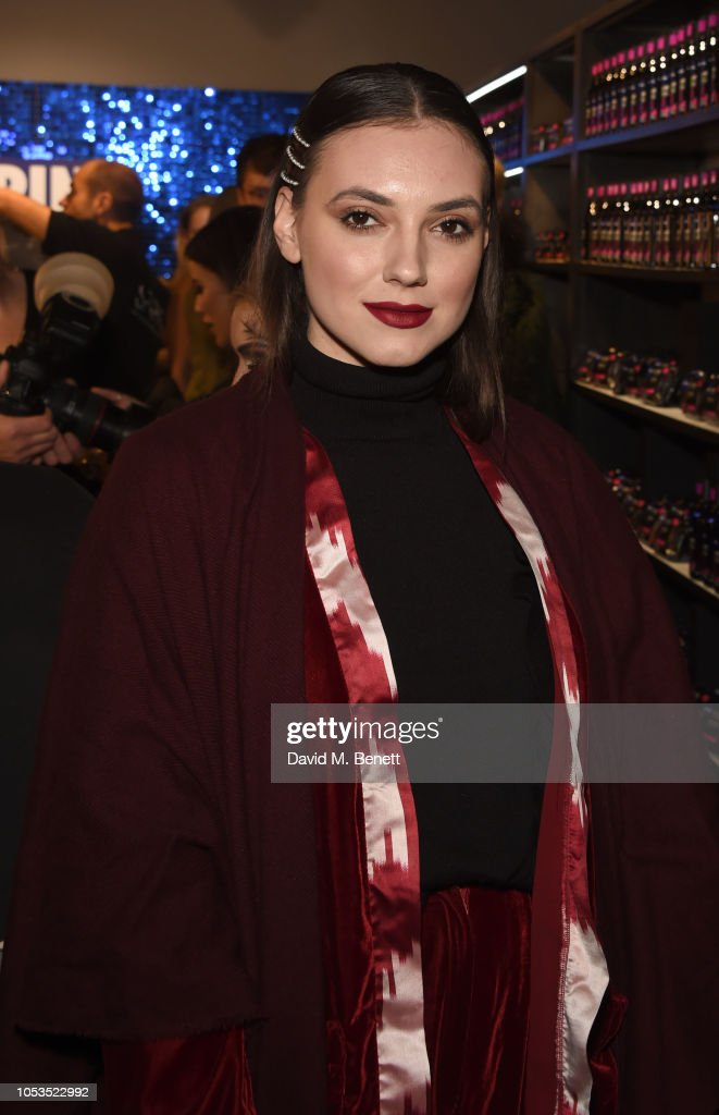 NIVEA BOO-tique Halloween Pop Up Launch Party : News Photo