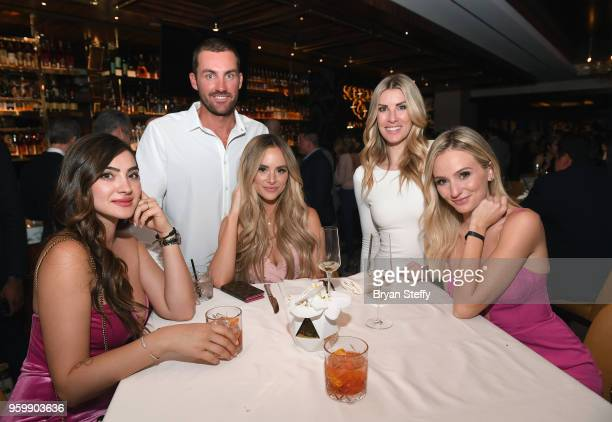 Andreea Cristina Bobby Jacobs television personality Amanda Stanton Jade Breanne and television personality Lauren Bushnell attend the From Dust To...