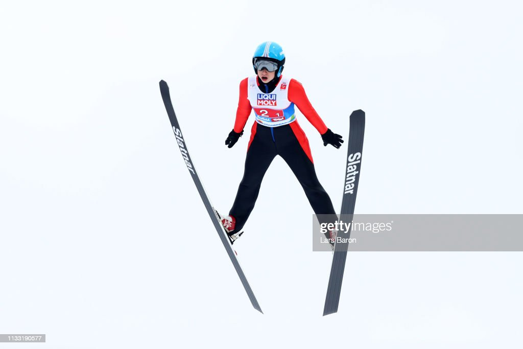 AUT: FIS Nordic World Ski Championships - Mixed Team Ski Jumping HS109