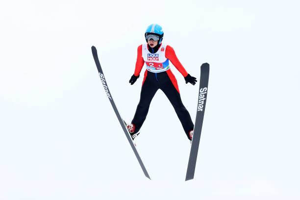 AUT: FIS Nordic World Ski Championships - Mixed Team Ski Jumping HS109