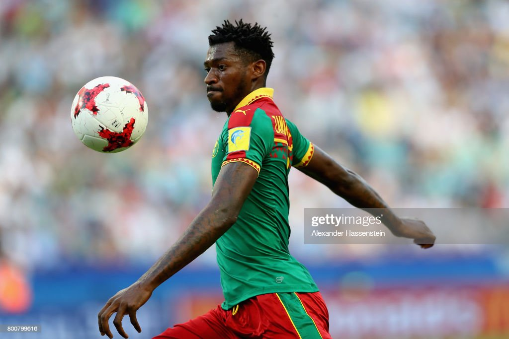 Germany v Cameroon: Group B - FIFA Confederations Cup Russia 2017 : Fotografía de noticias