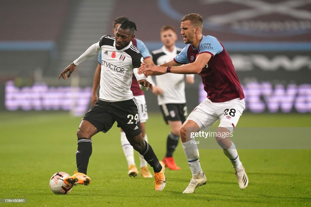 West Ham United v Fulham - Premier League : News Photo