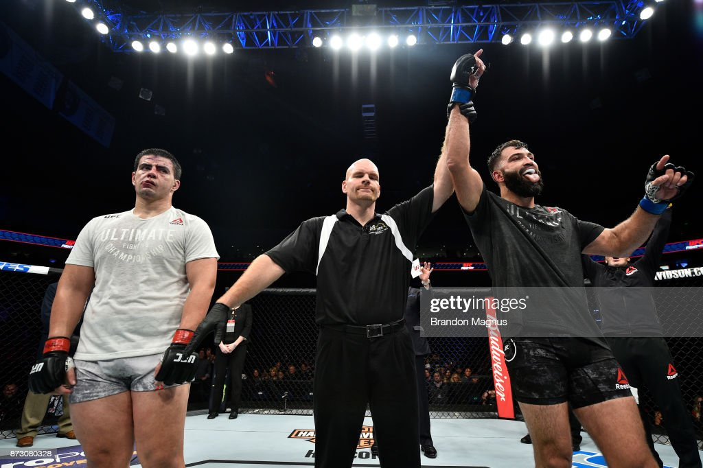 UFC Fight Night: Albini v Arlovski : News Photo