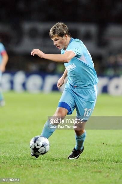 Andrei ARSHAVIN Juventus / Zenith Saint Petersbourg Champions League 2008/2009