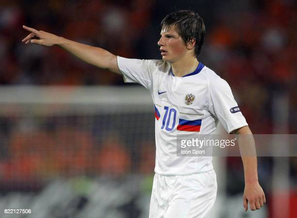 Andrei ARSHAVIN PaysBas / Russie 1/4 finale Euro 2008 Bale