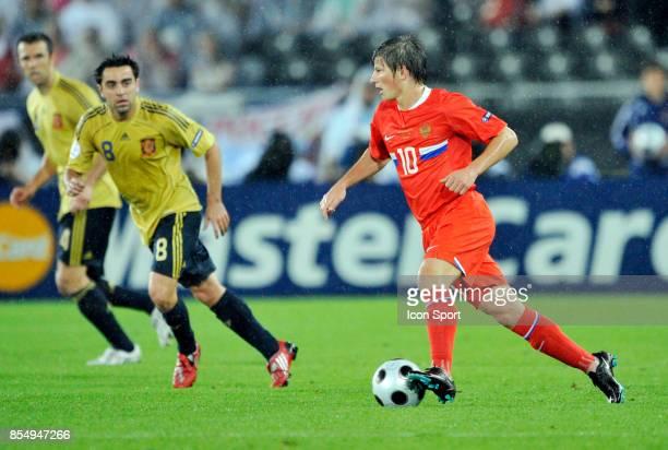 Andrei ARSHAVIN Russie / Espagne 1/2 Finale Euro 2008 Vienne