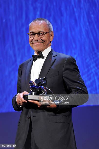 Andrei Konchalovsky attends the Closing Ceremony during the 73rd Venice Film Festival at Palazzo del Cinema on September 10 2016 in Venice Italy
