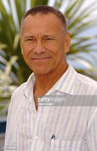 """Andrei Konchalovsky during 2006 Cannes Film Festival - """"Jury Cinefondation'' Photocall at Palais des Festival Terrace in Cannes, France."""