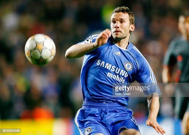 Andrei SHEVCHENKO Chelsea / Liverpool 1/2 finale Champions League