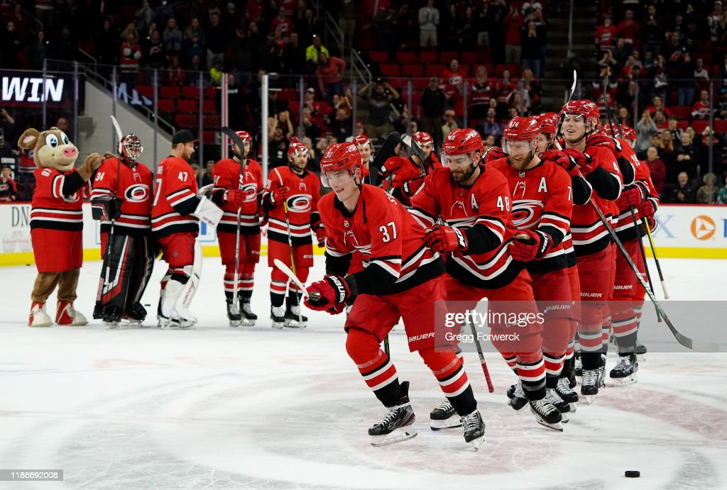 San Jose Sharks v Carolina Hurricanes : News Photo