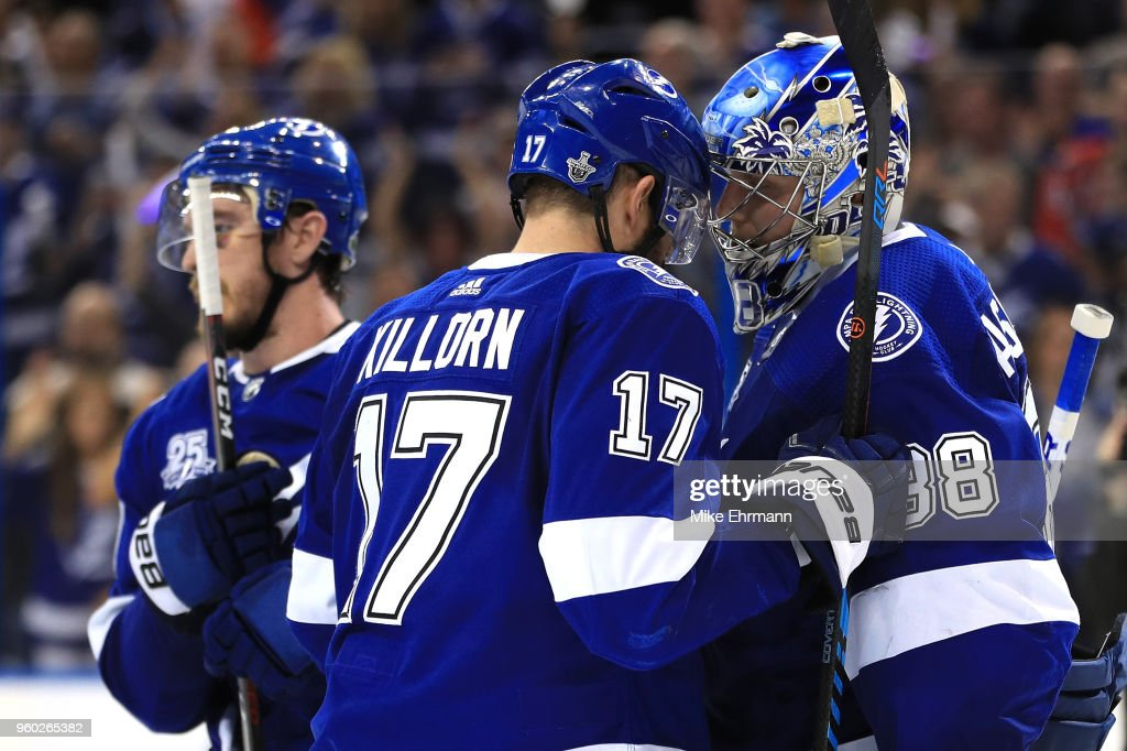 Washington Capitals v Tampa Bay Lightning - Game Five : News Photo