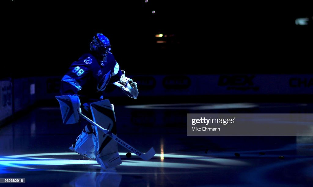 Toronto Maple Leafs v Tampa Bay Lightning