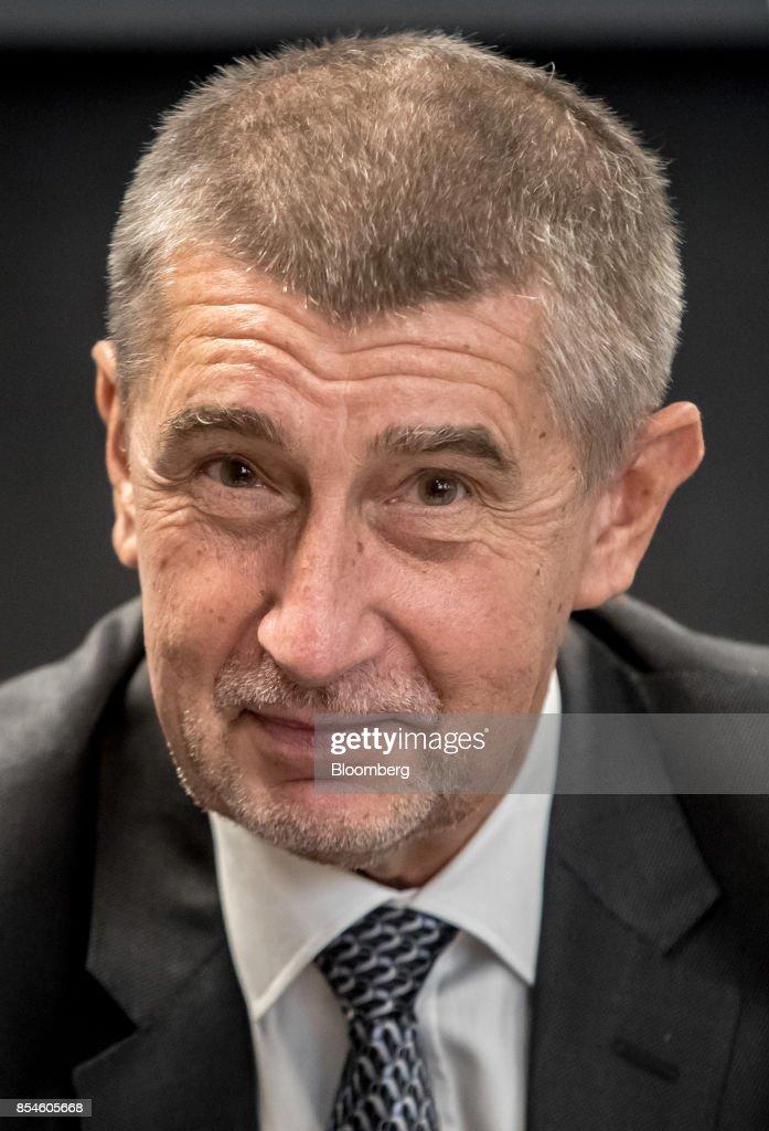 Czech Election Favourite Billionaire Andrej Babis Interview