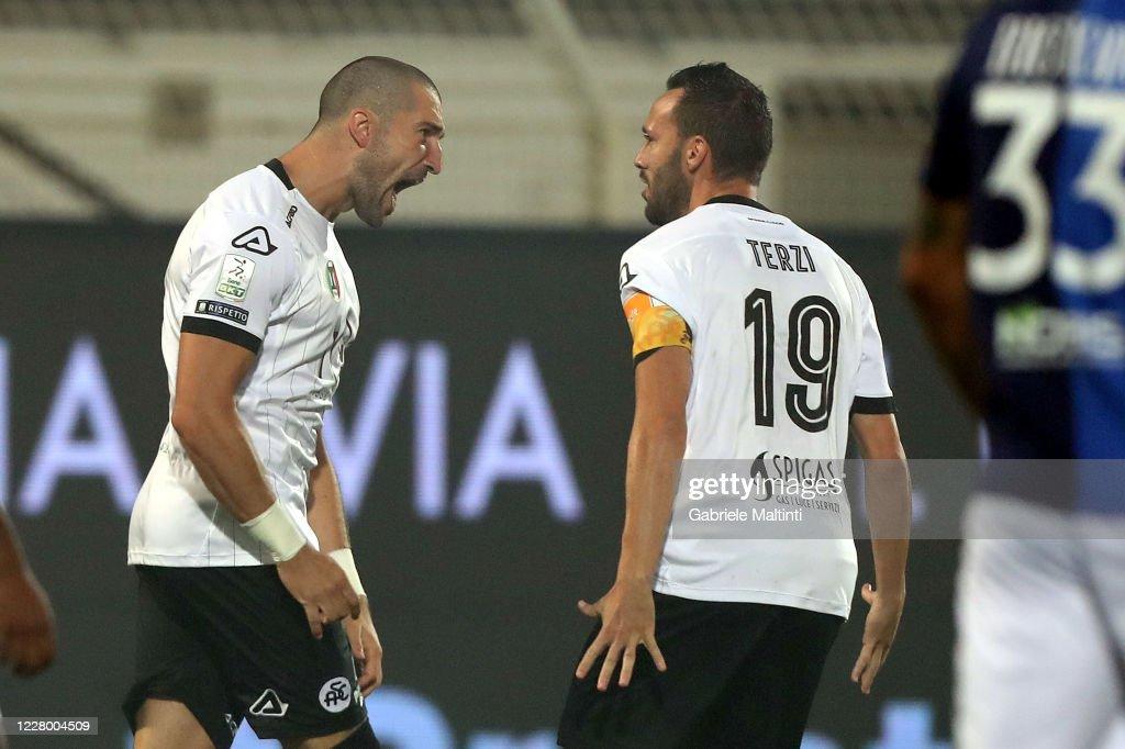 ASC Spezia v Chievo Verona - Serie B Playoffs : ニュース写真