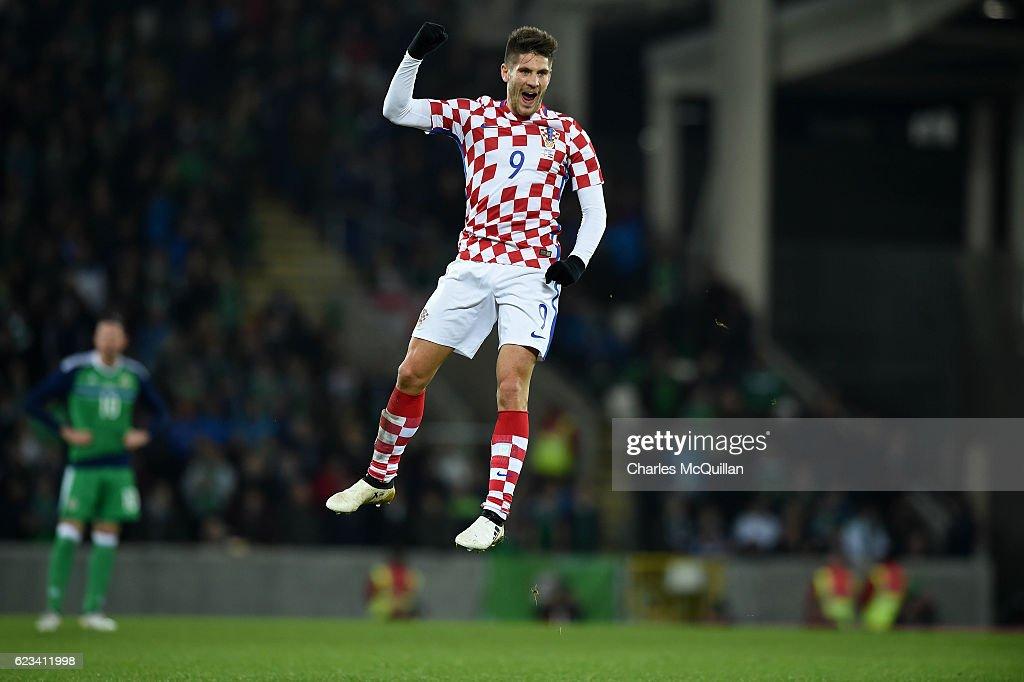 Northern Ireland v Croatia - International Friendly : News Photo