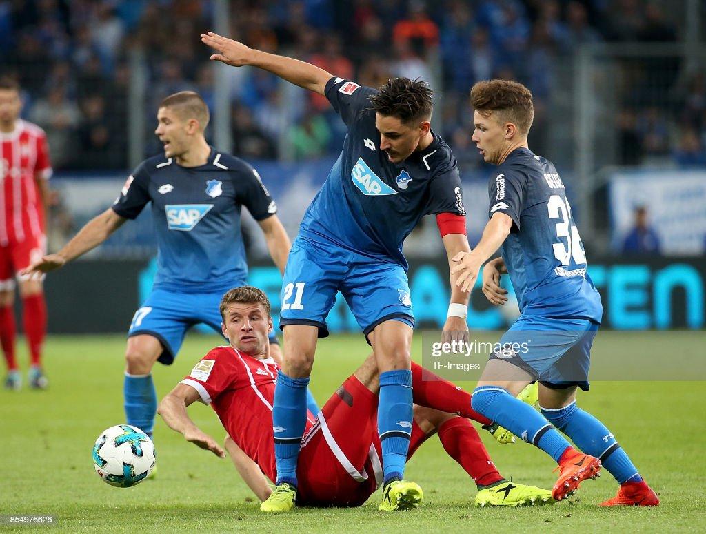 TSG 1899 Hoffenheim v FC Bayern Muenchen - Bundesliga : News Photo